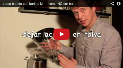 Curso barista con barista kim - como no ser barista